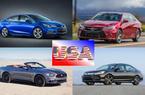 Вторичный рынок авто в США: преимущества покупки