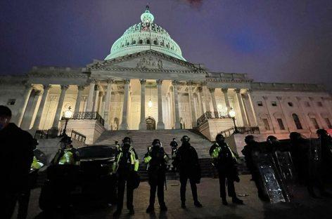 Введение режима ЧС в Вашингтоне