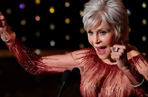 Джейн Фонду отметят на премии «Золотой глобус»