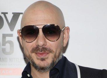Репер Pitbull отмечает 40-летие!