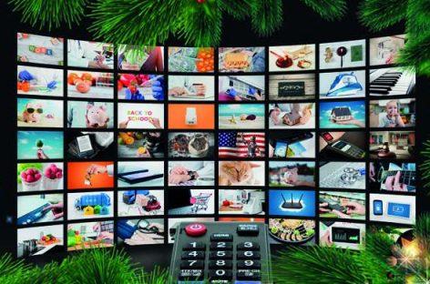 Аналитики раскрыли данные о количестве зрителей российских телеканалов в Новый год