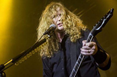 Megadeth готовит новый музыкальный материал