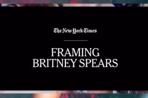 Бритни Спирс прокомментировала документалку «Framing Britney Spears»