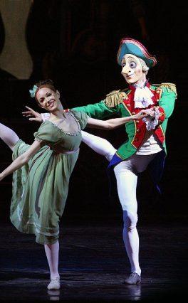 «Щелкунчик» в постановке Михаила Шемякина отметил 20-летие в Мариинском театре