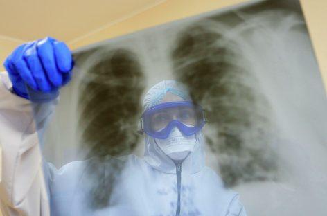 Ситуация с коронавирусом на утро, 23 апреля