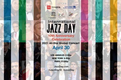 Сегодня Игорь Бутман и Московский джазовый оркестр представят Россию на All-Star Global Concert