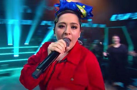 В РПЦ раскритиковали песню певицы Manizha