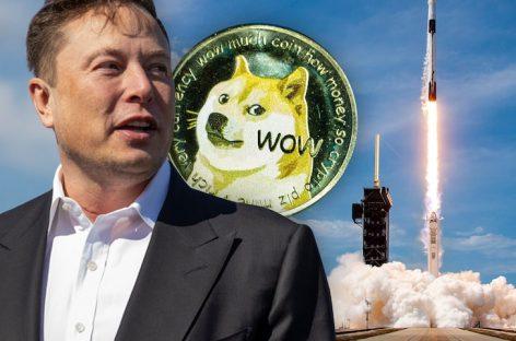 Новые планы Илона Маска для SpaceX и его Dogecoin