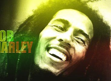 40 лет без Боба Марли