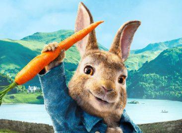 «Кролик Питер – 2» лидирует в прокате