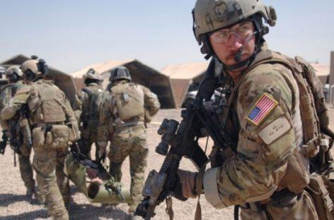 США придумывают, куда разместить войска, выведенные из Афганистана