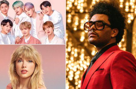 Billboard Music Awards 2021: полный список лауреатов
