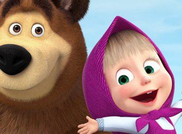 «Маша и Медведь» выйдет на широкие экраны!