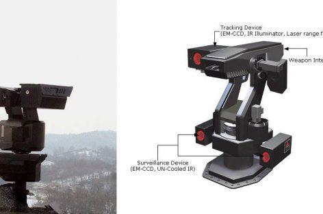 Границы Кореи отправят патрулировать роботов