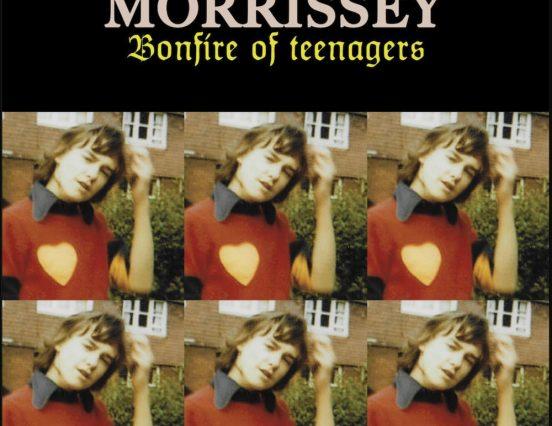Диск «Bonfire of Teenagers» Моррисси все еще ищет издателя