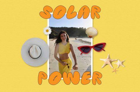 Lorde: дата релиза «Solar Power» и даты турне