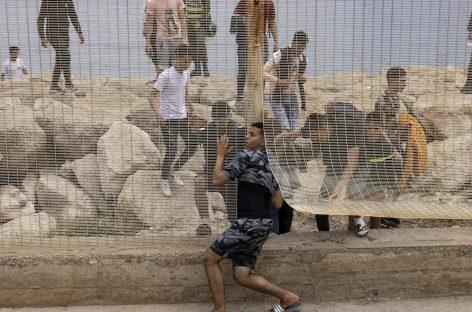 Иракские нелегалы бунтуют в Литве
