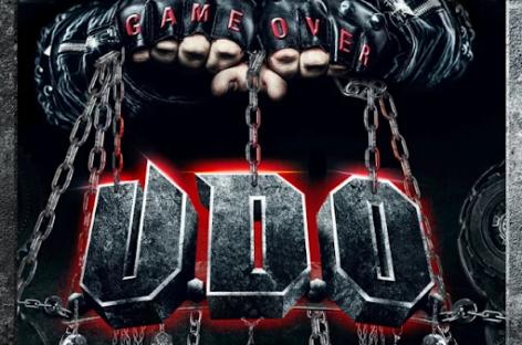 U.D.O. готовит новый релиз и тур в его поддержку