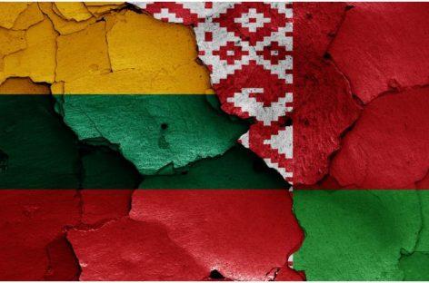 Литва осуждает Беларусь за мигрантов