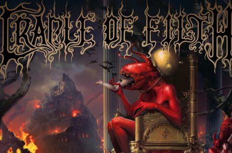 13-ый альбом Cradle Of Filth выйдет осенью