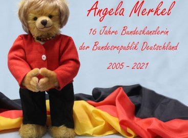 «Мишка-Меркель»