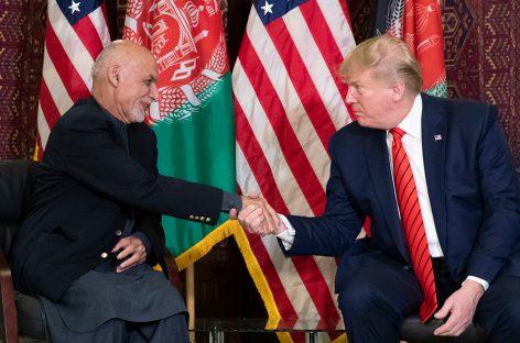 Расмуссен раскритиковал сделку Трампа с талибами в 2020 году