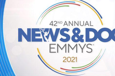Вручена премия Emmy за новостные и документальные проекты