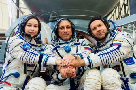 «Вызов» принят: приключения «космической кинокартины» стартуют сегодня на МКС