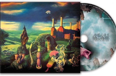 В ноябре выйдет «Animals Reimagined: A Tribute To Pink Floyd»