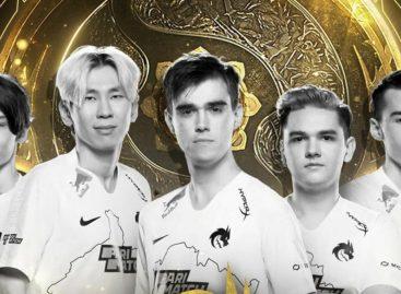Россияне Team Spirit стали чемпионами в Dota 2