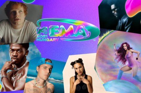 Объявлены номинанты премии MTV EMA 2021: полный список